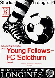 Anonym - Young Fellows - FC Solothurn