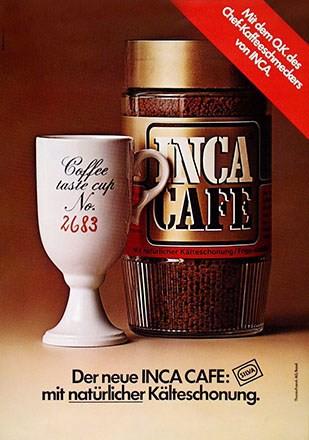GGK Werbeagentur - Inca Café