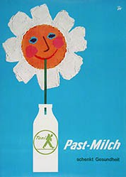 Monogramm TW - Toni Past-Milch