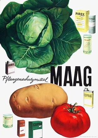 Günthart Willi - Maag - Pflanzenschutzmittel