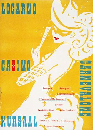 Anonym - Casino Locarno