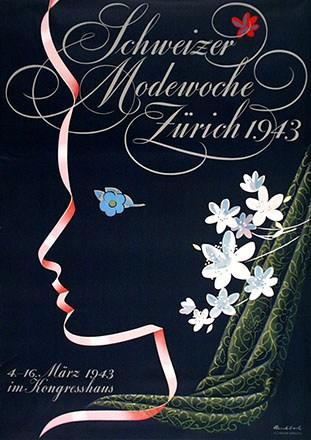 Aeschbach Hans - Modewoche Zürich