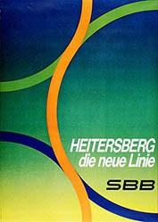 Helmhof - SBB - Heitersberg
