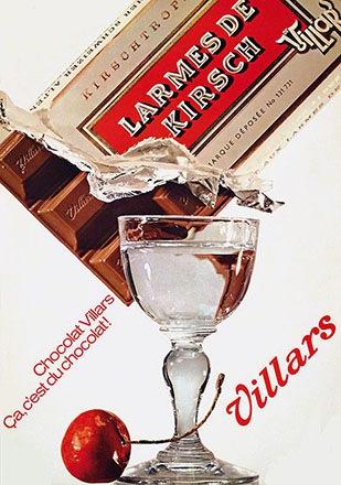 Bauer Fred - Chocolat Villars