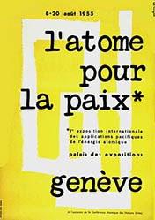 Calame Georges - L'Atome pour la paix