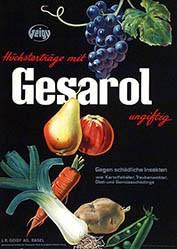 Günthart Willi - Geigy - Gesarol