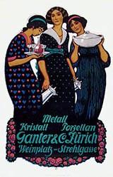 Mangold Burkhard - Ganter & Co. Zürich