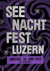 Monogramm Kru - Seenachtsfest Luzern