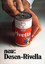 Wiener & Deville - Dosen - Rivella