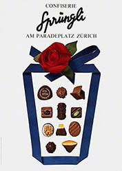 Geissbühler Karl Domenic - Sprüngli