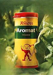 Beerli R. (Foto) - Knorr Aromat