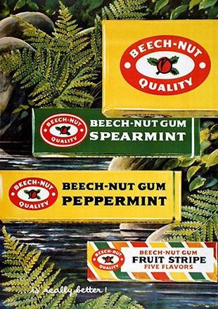 Anonym - Beech-Nut