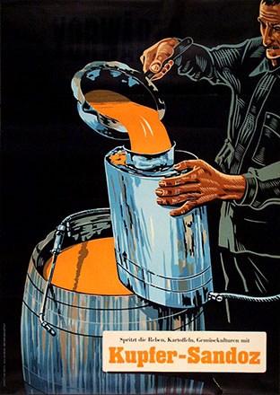 Anonym - Kupfer-Sandoz
