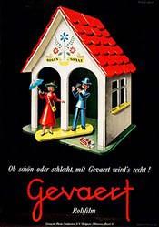 Brun Donald - Gevaert Rollfilm