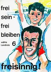 Gfeller Rolf - Freisinnig