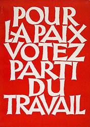 vom Moos Max - Pour la paix