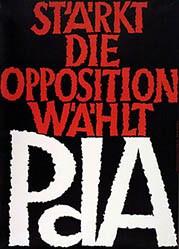 von Moos Max - Stärkt die Opposition