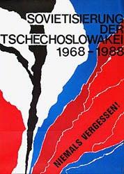 Monogramm J.T. - Sovietisierung