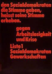 Lutz Hans Rudolf - Sozialdemokraten