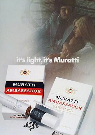 Anonym - Muratti Ambassador