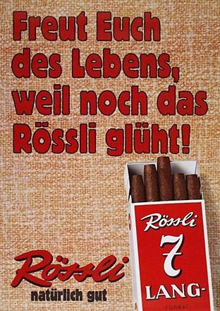Bosshard A. - Rössli 7 Lang