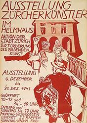 Fries Hanny - Ausstellung Zürcher Künstler