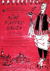 Butz Fritz - Das Kaffeehaus