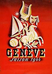 Poncy Eric - Genève
