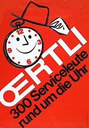 Kleboth F. - Oertli