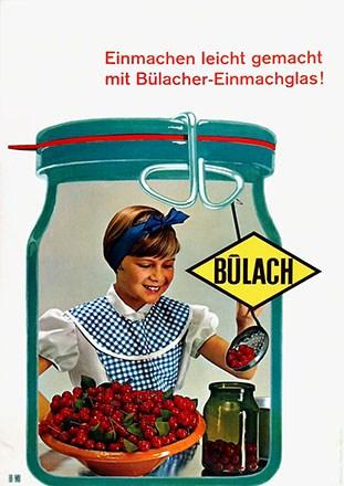 Monogramm Eb+Mü - Bülacher Einmachglas