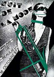 Anonym - Nuit de la mode