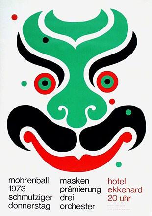 Geisser Robert - Mohrenball