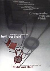 Hamburger Jörg - Stuhl aus Holz
