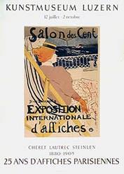 Anonym - 25 ans d'affiches parisiennes