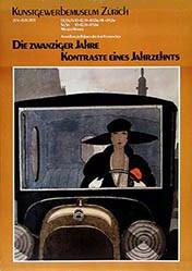 Gauch René - Die zwanziger Jahre