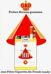 Anonym - HB Cigarettes