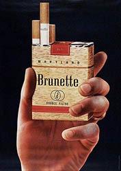 Triplex Werbeagentur - Brunette