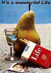 Gisler & Gisler - Life Cigarettes