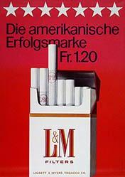 Ruperti Werbeagentur - L & M Filters