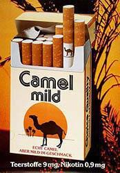 Anonym - Camel Mild