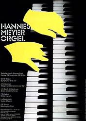 Surber Peter - Hannes Meyer Orgel