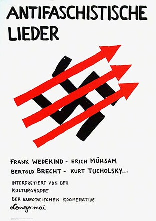 Anonym - Antifaschistische Lieder