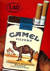 Humair Gabriel - Camel Filters
