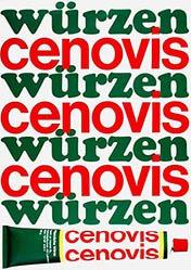 Schott Urs - Cenovis Würze