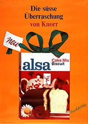 Mayer Roger - Knorr Alsa Cake Mix