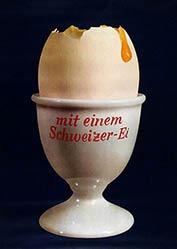 Fontana O. (Foto) - mit einem Schweizer Ei