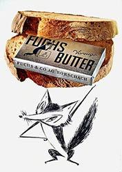 Notz Dieter - Fuchs Butter