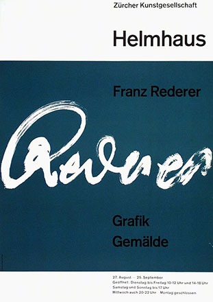 Streuli Karl - Franz Rederer