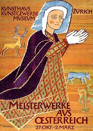 Aeschbach Hans - Meisterwerke aus Oesterreich