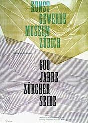 Steiner Heinrich - 600 Jahre Zürcher Seide